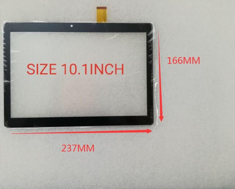 ZGY do DIGMA OPTIMA 1104S 3G TS1087MG OPTIMA 1105S 4G TS1088ML dotykowy digitizer czujnik, szklany ekran