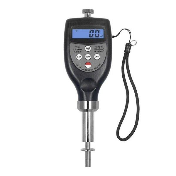 Verificador compacto handheld FHT-1122 da dureza do fruto vegetal do penetrômetro