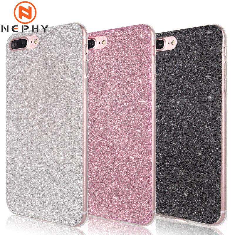 Funda esmerilada para iPhone 6s 6 iPhone 7 8 Plus X 10 XR XS MAX 5S 5SE carcasa ultrafina de silicona suave para teléfono móvil