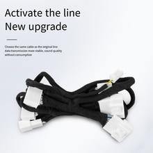 For TESLA MODEL 3 Interior Modification Accessories Audio Activation Upgrade Modification 8 Liters 1