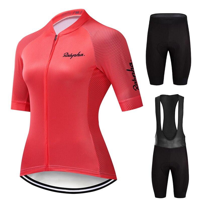 Ralvpha Ciclismo Jersey conjuntos de 2020 mujeres verano bicicleta Mtb bicicleta Uniforme...