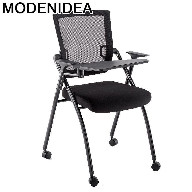 Silla Plegable De Metal para sala De estar, mueble moderno De mesa...