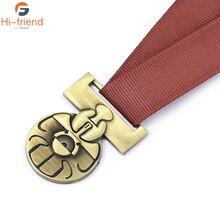 Star Wars Medal of Yavin Luke Skywalker Necklace Han Solo Chewbacca Medal Replica Alloy Star Wars Accessories Gift Souvenir