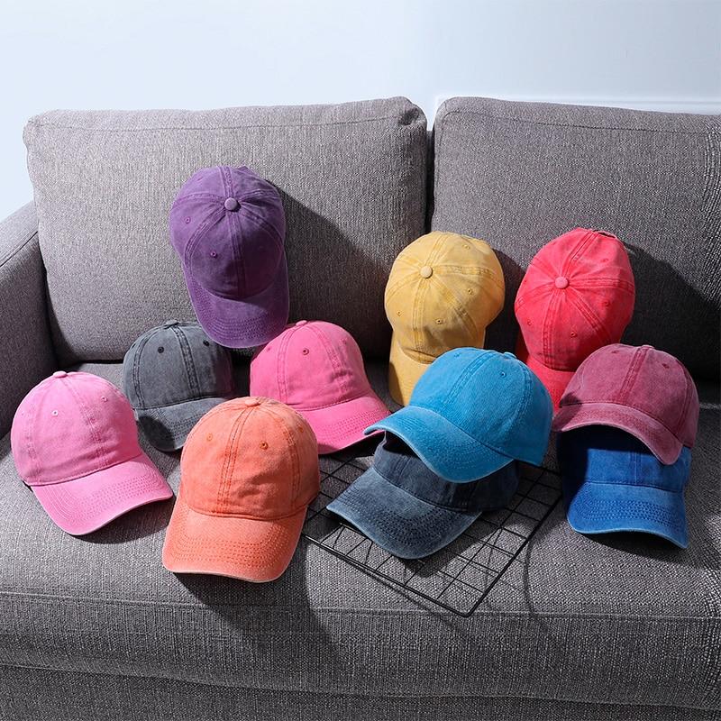 women's cap men's cap dad hat wholesale solid sport unisex outdoor Custom black cotton gorro bone sp