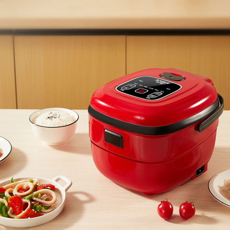 Smart Electric Rice Cooker Intelligent Automatic Household Kitchen Cooker 3-5 People Portable Preservation Electric Rice Cookers