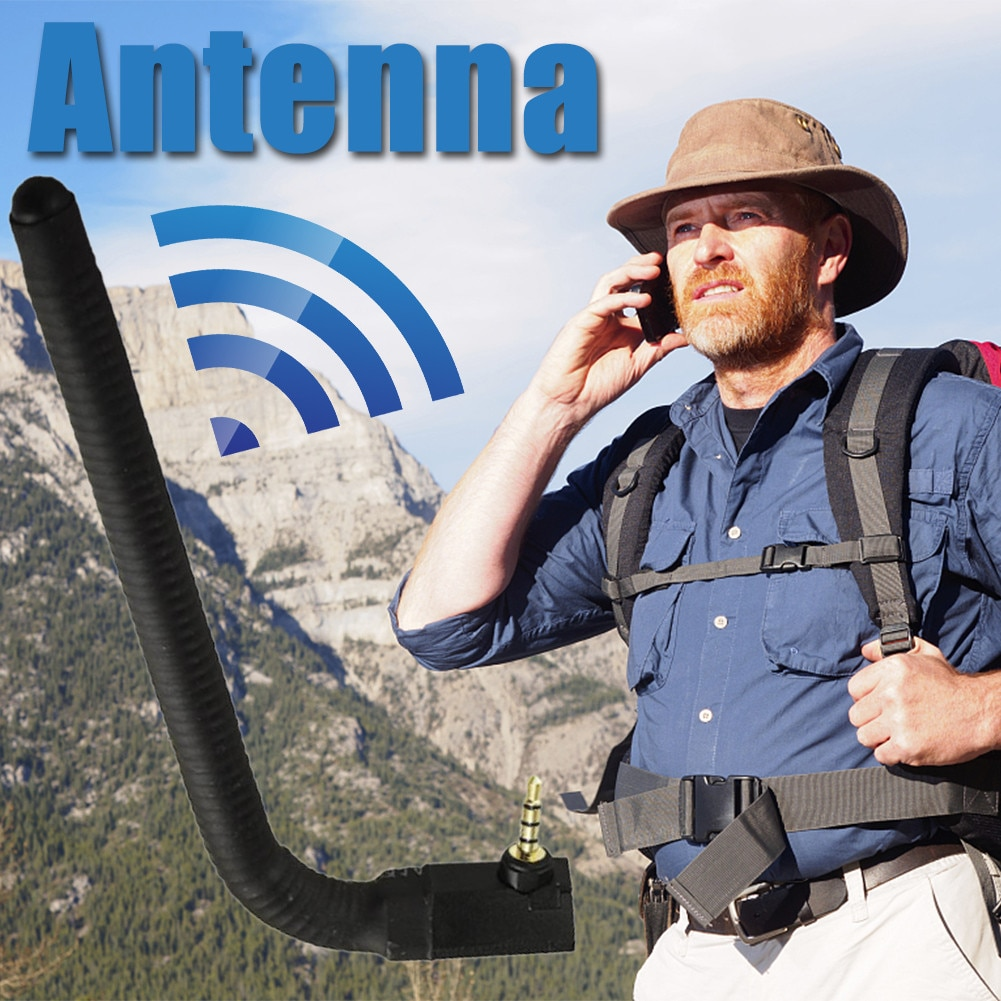 3,5 мм ширина мобильный телефон антенна усиления сигнала разъем для наушников внешняя антенна усилитель сигнала сетевой усилитель