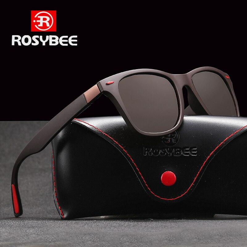 BRAND DESIGNER fashion cool Polarized Sunglasses Men Women Driving Square Frame Sun Glasses Male Goggle UV400 new man Gafas