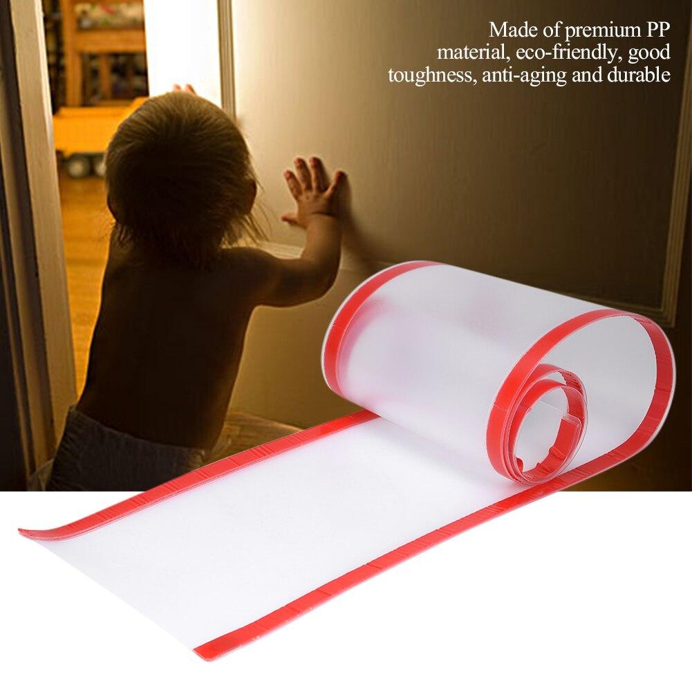 Baby Kids Safety Fingers Security Door Stoppers Pinch Guard Door Seam Prevent Door Injuries for Kids Baby Fingers Door Protector