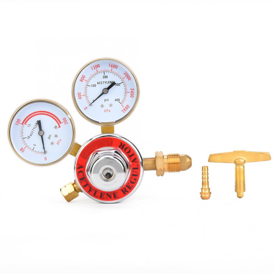Medidor de Pressão Redutor de Pressão para Kit de Corte de Soldagem Digital Regulador Acetileno Soldagem Tocha g5 – 8 Gás