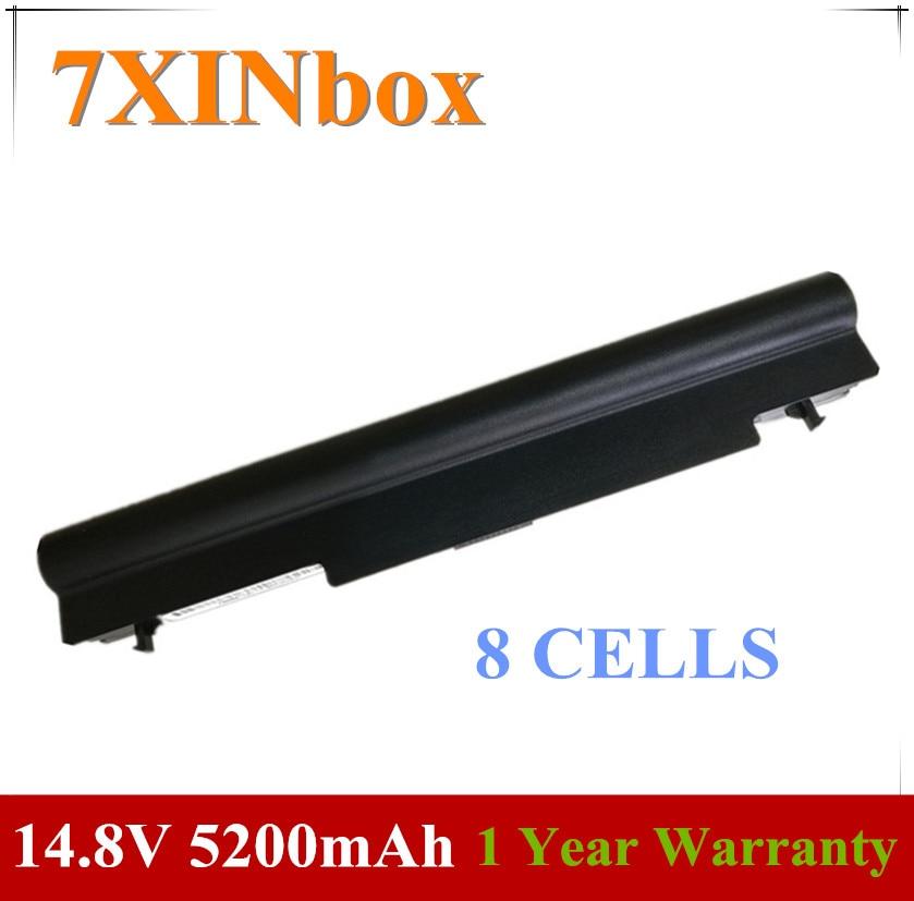 7XINbox 14.8V 5200mAh بطارية A31-K56 A32-K56 A41-K56 ل Asus A46 A56 E46 K46 K56 R405 R505 R550 S40 S46 S550 S505 S56 U48