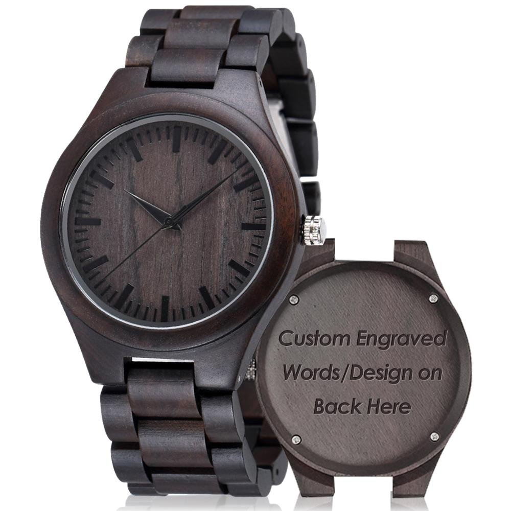 Shifenmei Watches for Men Customized Fashion Watch Wooden Engraving Wristwatch Gifts for Husband reloj hombre Wholesale