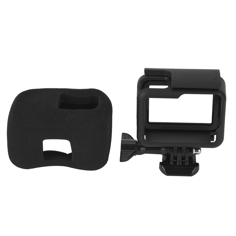 Camera Protective Frame Housing Case Windscreen Foam Cover For Gopro Hero 7 6 5 Camera From Shock And Damage