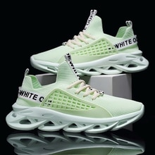 2020 new Men Running Shoes fashion Cushion Breathable Lightweight Comfortable Footwear Outdoor Sport