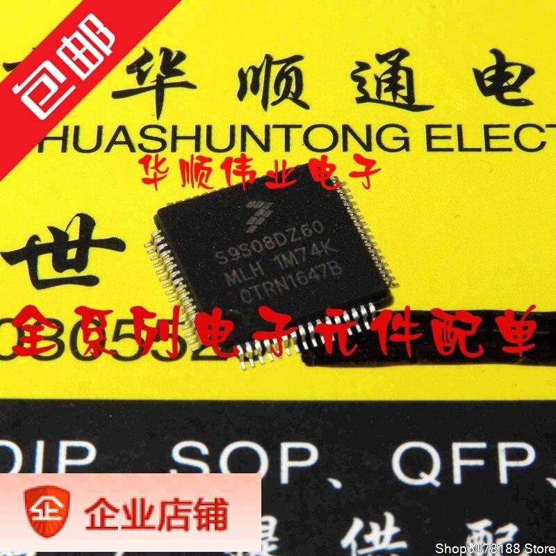 5 piezas MC9S08DZ60MLH LQFP64 S9S08DZ60MLH Original
