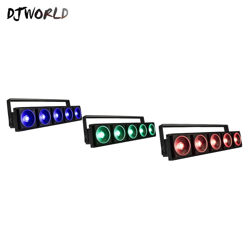 LED 5x30 واط RGB مصفوفة الإضاءة DMX التحكم والكثير من الألوان مع نوعية جيدة وسرعة تسليم ل DJ ديسكو مسرح عرض الضوء