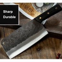 tang knife chopping knife multipurpose kitchen knife chef slicing knife kitchen meat knife fish raw knife handmade knife