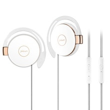 Picun Wired Headphones HIFI Bass Stereo Sound Sport Earbud Headset With Microphone Earphones Subwoof