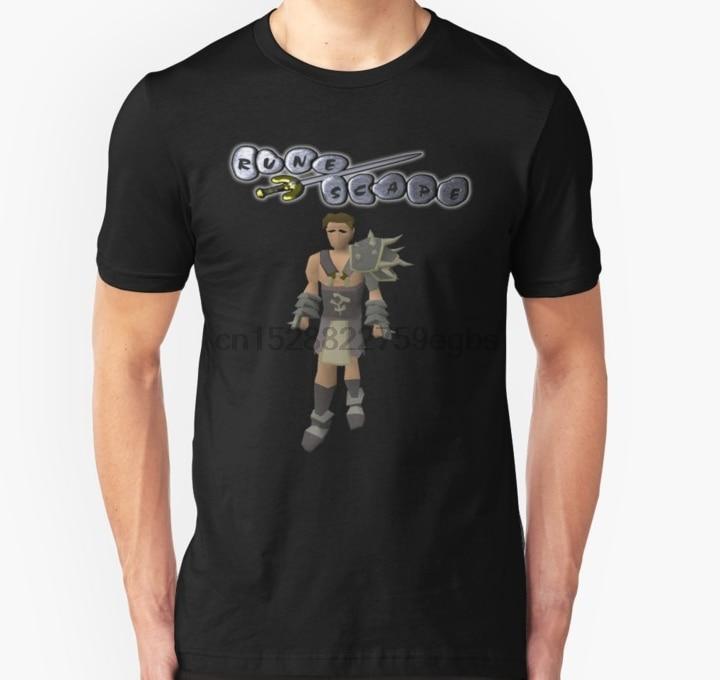Men tshirt Old School Runescape Bandos Unisex T Shirt women T-Shirt tees top