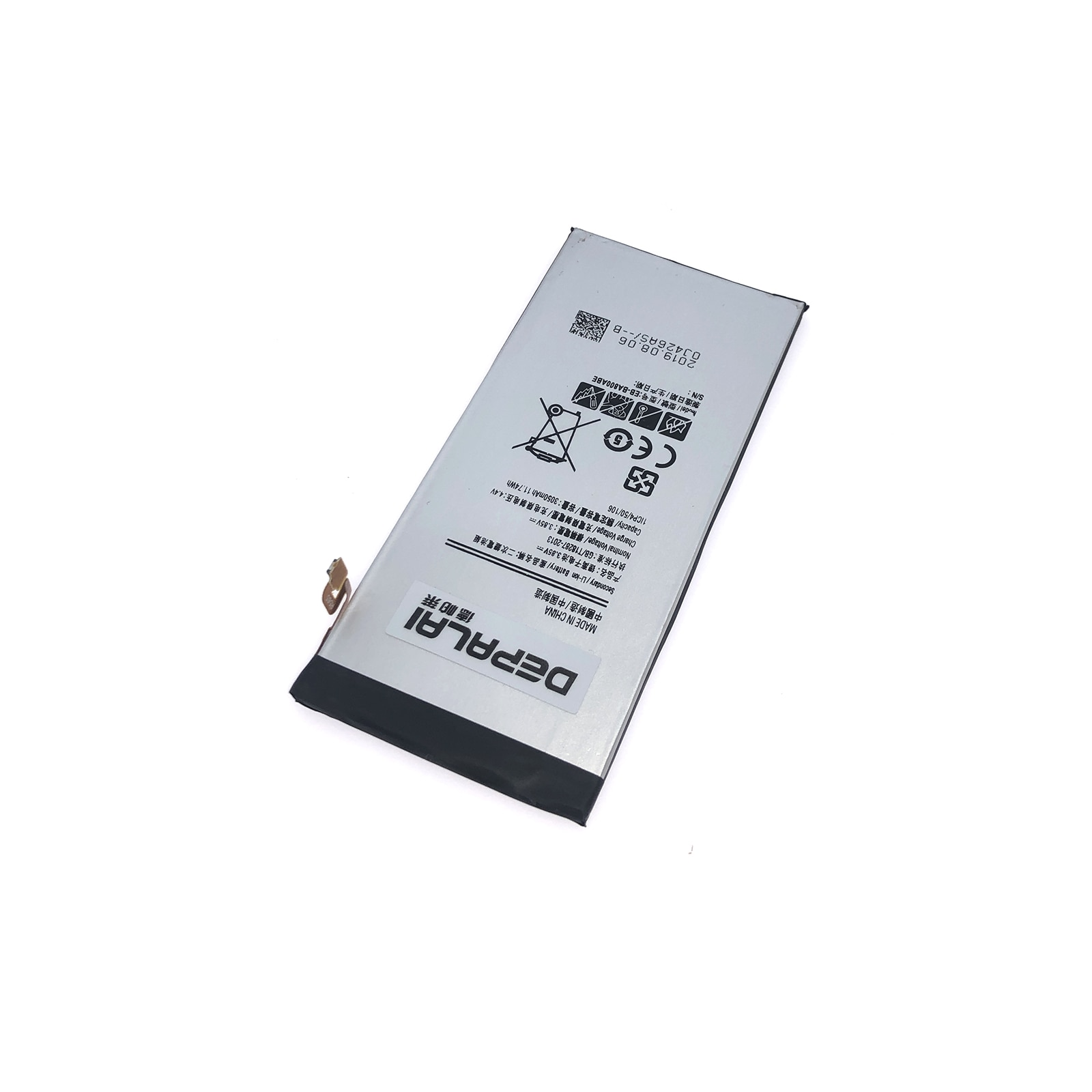 Replacement Battery For Samsung Galaxy EB-BA800ABE A8 Battery A8000 A800F A800S A800Y A800YZ Battery 3050mAh enlarge