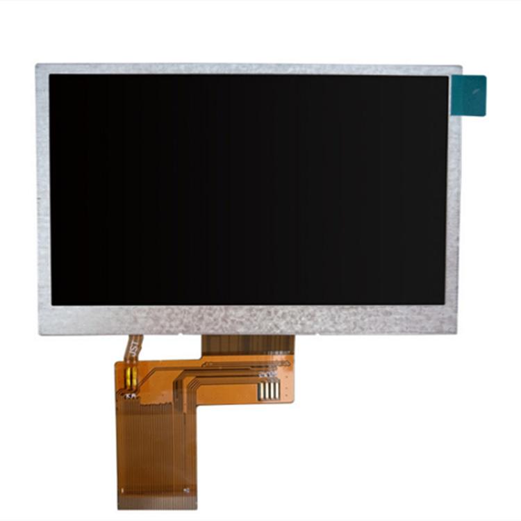 4,3 pulgadas KD43G18-40NB-A1 universal Pantalla de 40P MP4. MP5.GPS pantalla