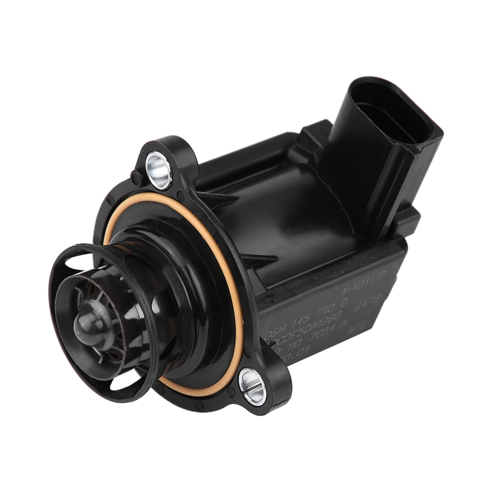 Turbocompresor Turbo, válvula desviadora de derivación de corte 06H145710D para Audi A3 A4 TT para VW Passat para Jetta Eos para GTI CC Tiguan