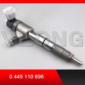 New Common Rail Fuel Diesel Injector Assembly 0445110696 0 445 110 696 for FAW