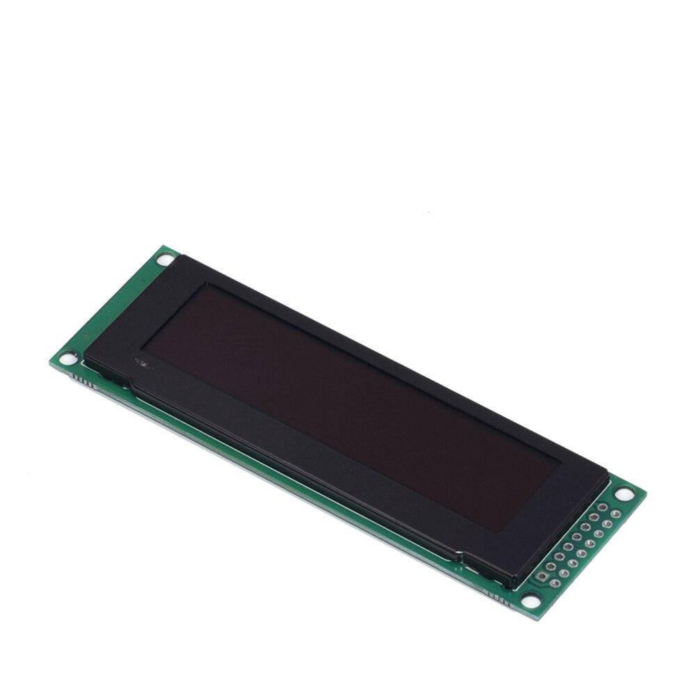 """1 шт. Новый светодиодный дисплей 2,8 """"256*64 25664 точек, графический ЖК-модуль, экран LCM, экран SSD1322, контроллер с поддержкой SPI"""