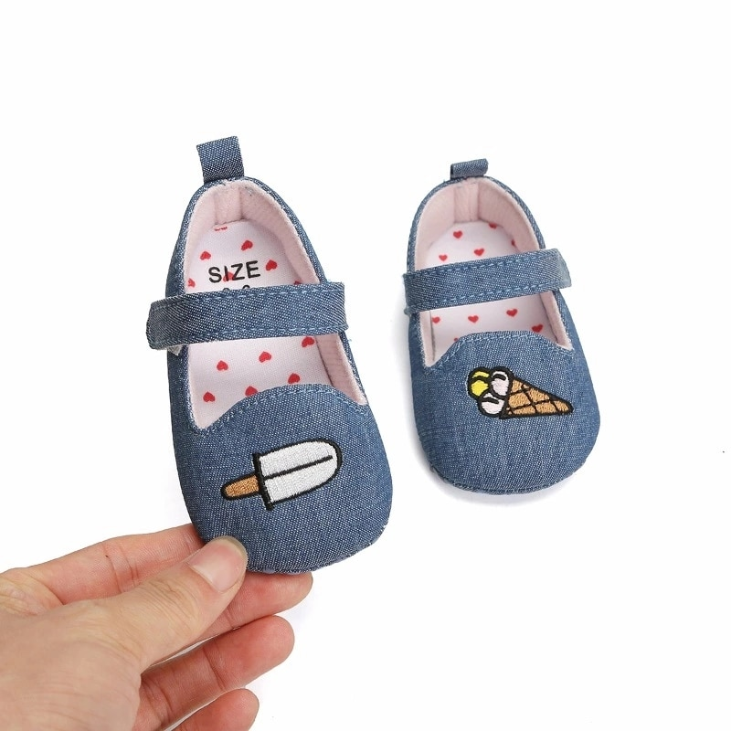 2020 The New Breathable Baby Shoes Soft Sole Baby  Anti-Slip Girl Boy Shoes Casual  Baby Girl Boy Shoes