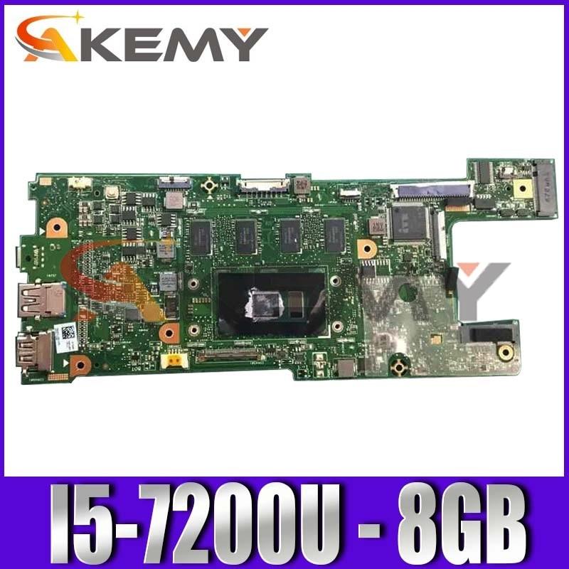 AKemy-placa base para ordenador portátil Acer Swift3 SF314 SF314-51, CA4DB, CA4DB_10L, i5-7200U,...