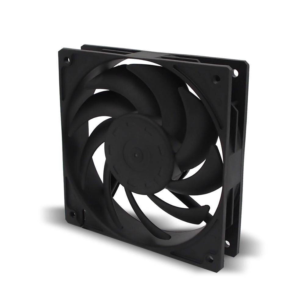 Ventilador de Refrigeração do pc Fanner Conector 2200 Rpm Rolamento Fdb 120*120*25mm 12v Pwm 4pin