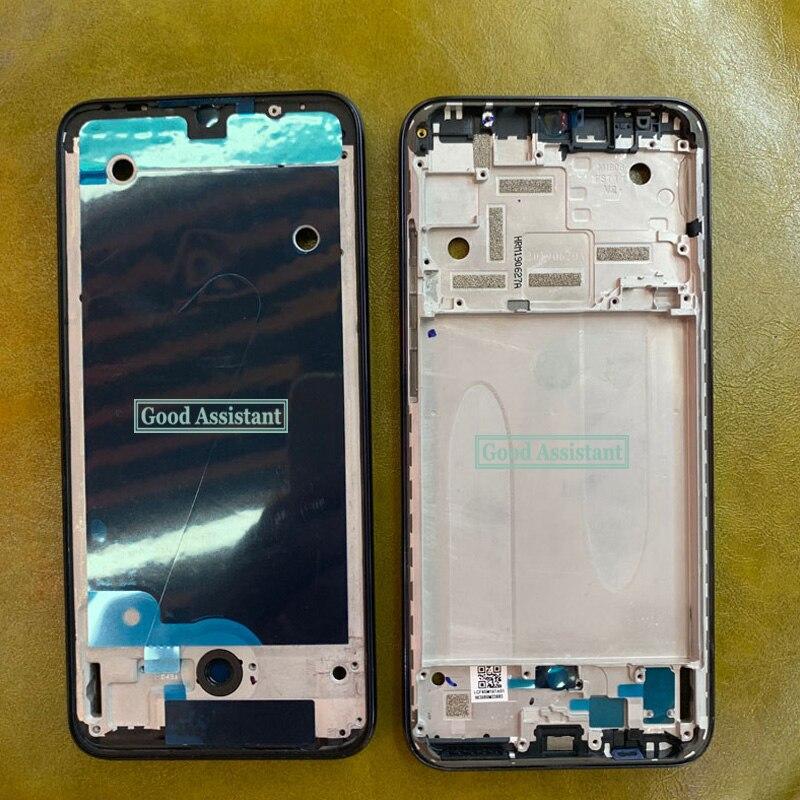 6,1 pulgadas para Xiao mi CC9e / Mi A3 Mi A3 carcasa frontal Global placa del chasis bisel de pantalla LCD marco de la placa frontal (sin LCD)