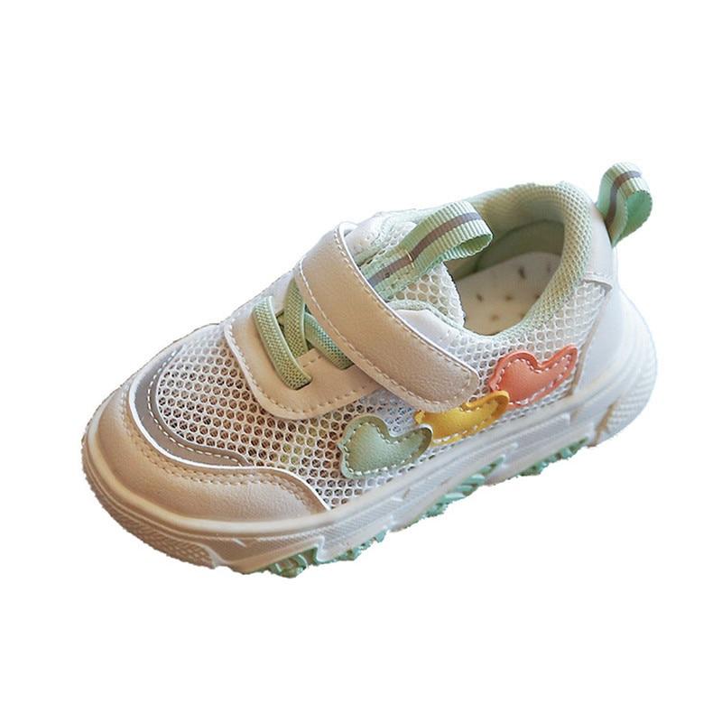 Детские носки на весну и лето, повседневная обувь унисекс; Обувь больших размеров женская обувь на плоской подошве из дышащей ткани для дево...