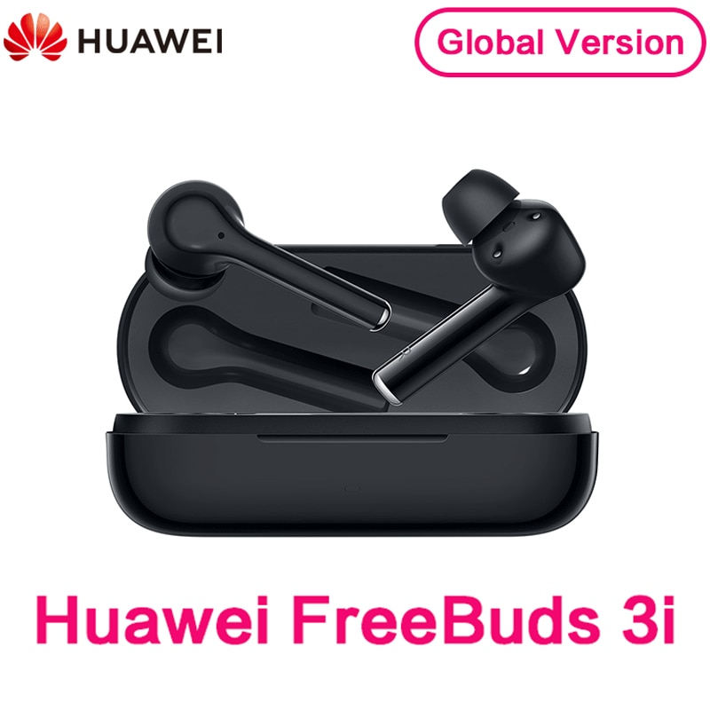 Original Global Version HUAWEI Freebuds 3i TWS Bluetooth Wireless Earphone Stereo In-ear High Audio Quality   Noise Reduction enlarge