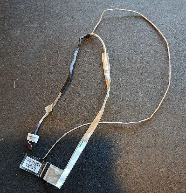Новый оригинальный для HP Pavilion 17-g 17-G053US 17-G121WM 17-g77cl led lcd lvds кабель DDX18ALC120