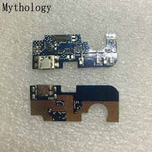 Carte USB dorigine pour Doogee Y8 Circuits de chargeur câble flexible connecteur de quai Support chargeur rapide pour Doogee Y8 6.1 pouces