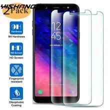 9H Gehärtetem Glas Screen Protector Film Fall Für Samsung Galaxy A70 A50 A30 A71 A51 5G A21S A31 m31 A41 A11 M11 A01 A20e A20 A10