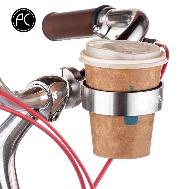 PCycling держатель для велосипедной бутылки держатель для кофейной чашки держатель для чайной чашки кронштейн для велосипеда алюминиевый держатель для бутылки