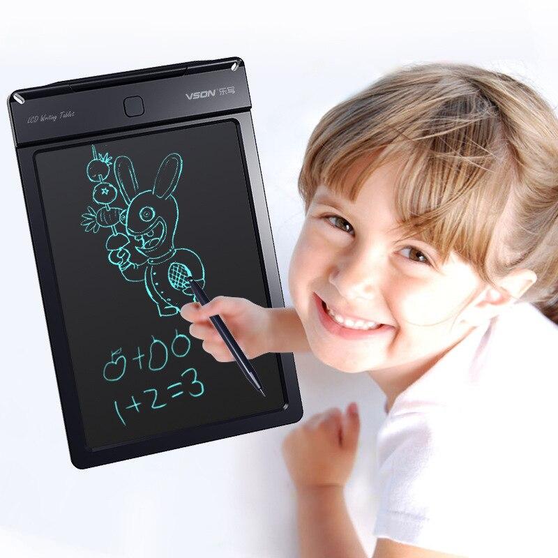 6.6/11.8/17 Polegada lcd digital memo pad escrita tablet digital desenho brinquedos tablet portátil eletrônico caligrafia nota placa presente