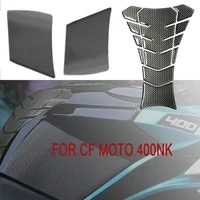 for cf moto 400nk motorcycle cf 400nk sticker gas fuel oil tank pad protector decal new