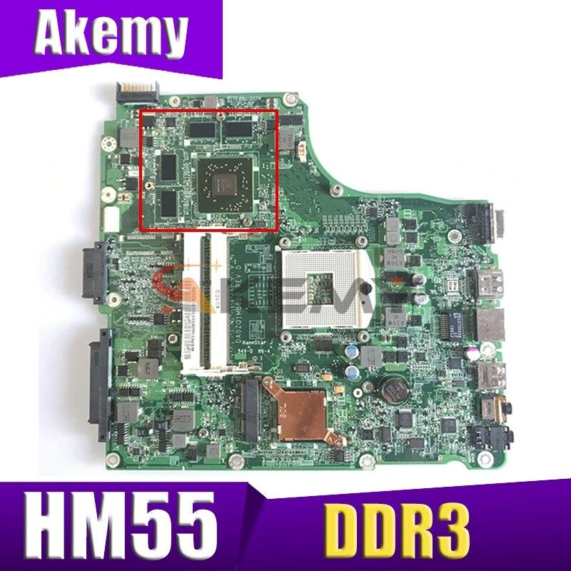 لشركة أيسر 4745 4745g محمول لوحة أم للكمبيوتر DA0ZQ1MB8F0 DA0ZQ1MB8D0 hm55 ddr3 اللوحة 100% اختبارها بشكل كامل