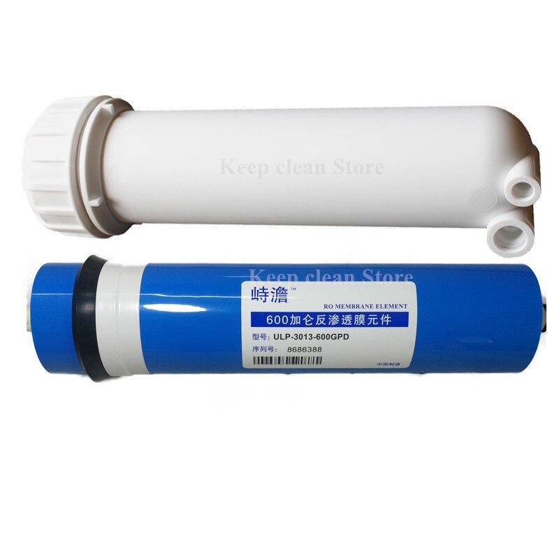 Cartucho de filtro de agua 600 gpd 3013-600 RO Membrana de filtro de agua membrana RO para piezas de filtro de agua de ósmosis inversa
