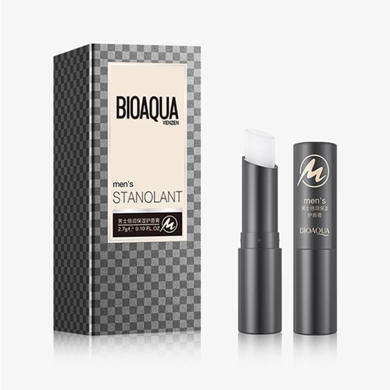 Men's Lip Care  Lip Balm Super Moisturizing Dilute Lip Wrinkle Lipstick Vitamin Hydrating Lips Balm