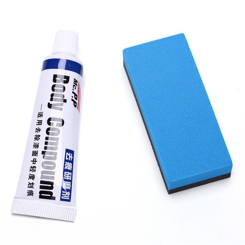 1PC Paint Care Polishing Gringding Scratch Pasta Repair Kit Fix It Car Accessories Car Scratch Repair Agent Scratch Remover