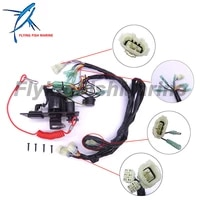 outboard engine 06323 zz5 764 single engine brp ignition cut off switch panel for honda boat motor