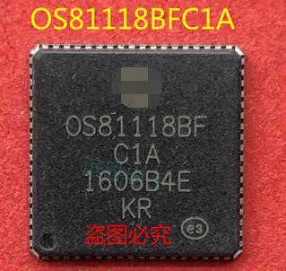 IC 100% شحن مجاني جديد OS81118BFC1A QFN72