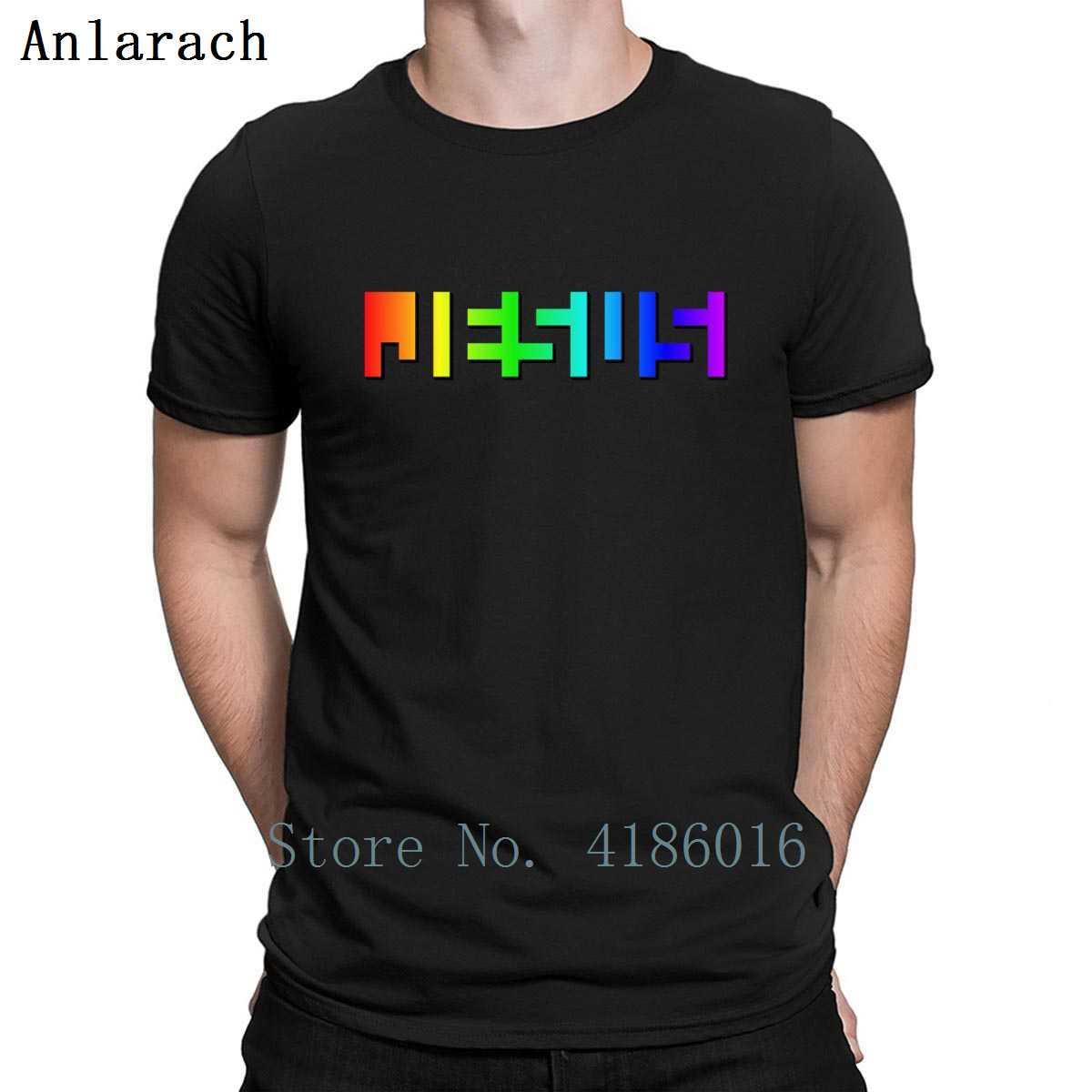 Jesús es el Señor del arco iris Camiseta cuello redondo tendencia regalo verano estilo Color sólido camiseta auténtica camisa de punto