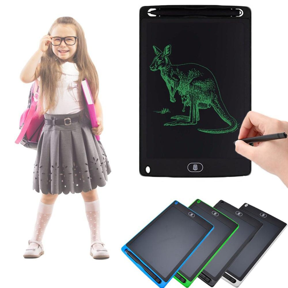 8.5 Inch Creative Writing Drawing Tablet Notepad Digital LCD Graphic Board Handwriting Bulletin Board for Education Business business education