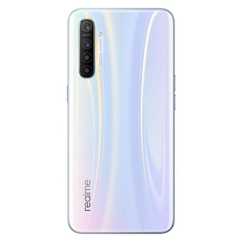 Фото1 - Оригинал Realme X2 8 Гб 128 ГБ 30 Вт быстрое зарядное устройство телефон мобильный телефон Snapdragon 730G 64-мегапиксельная четырехъядерная камера 6,4''