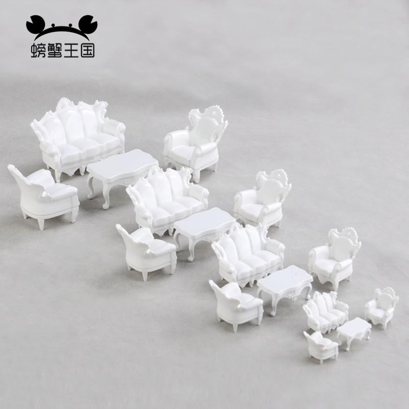 1 комплект 1/20 1/25 1/30 1/50 весы диван Модель поезда Набор железной дороги Архитектура миниатюрная мебель Наборы для моделирования
