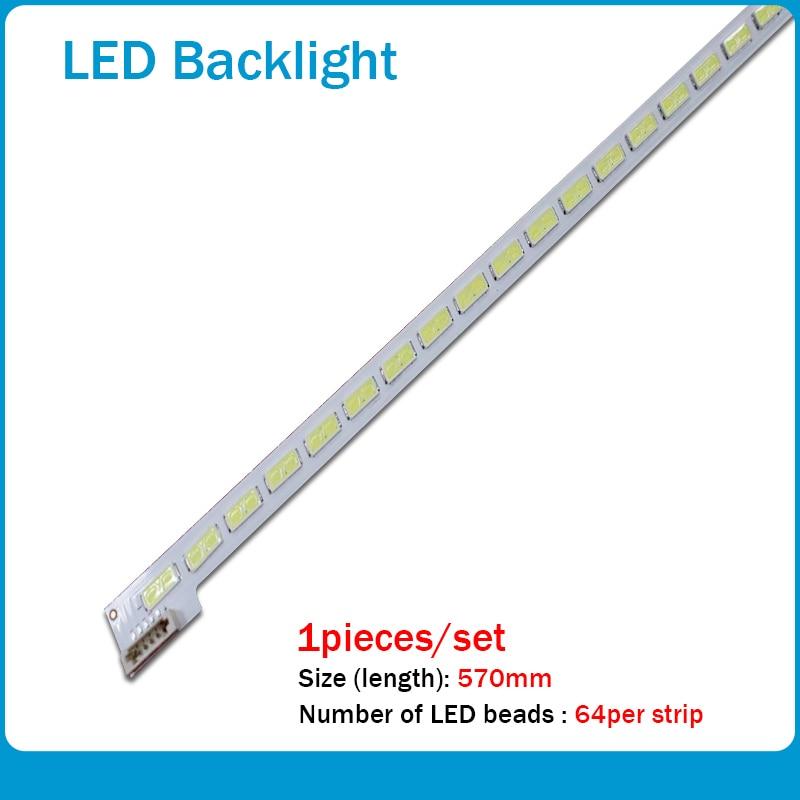 LTA460HQ18 artículo lámpara LJ64-03471A 2012SGS46 7030L 64 REV1.0 1 pieza = 64LED 570MM